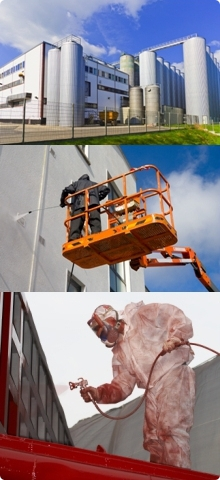 Commercial Painting Contractor Louisville KY