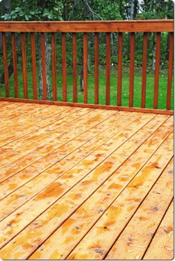 Deck Staining Company in Louisville KY
