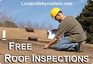 Free Roof Inspections Louisville KY